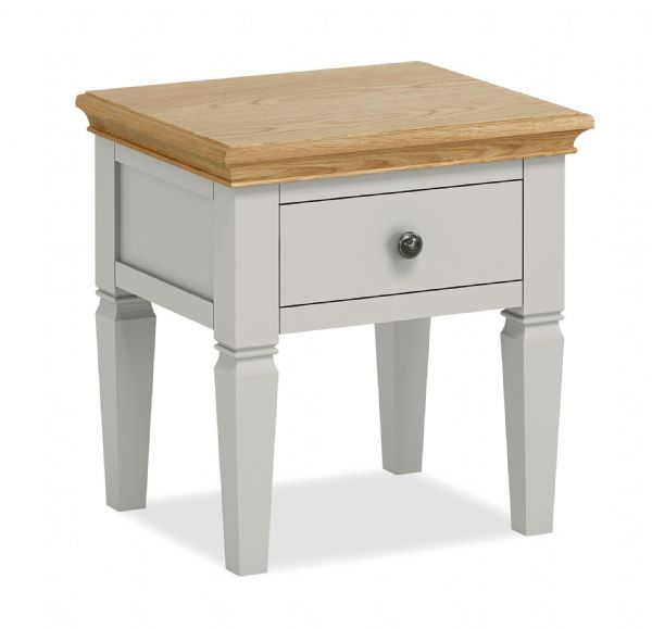 Cheshire Lamp Table with Drawer
